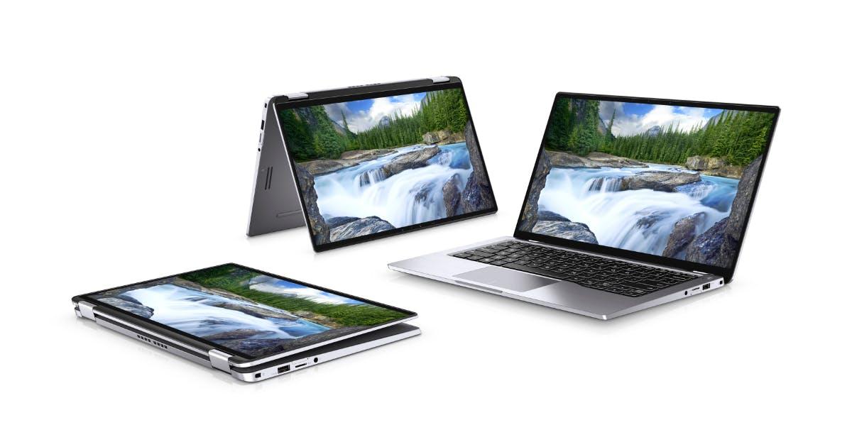 Dell Latitude 7400 2-in-1: Dieses Notebook verriegelt sich selbst, wenn ihr euch entfernt