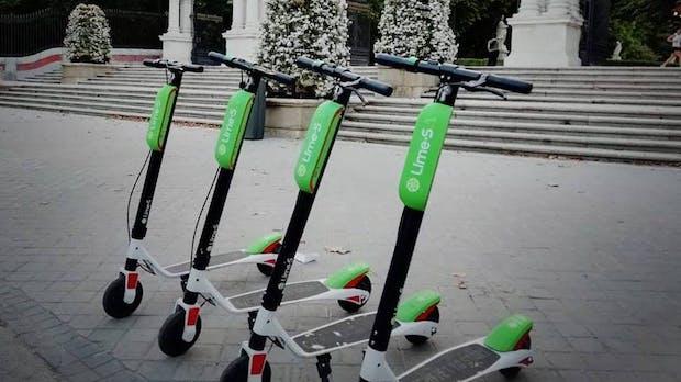 E-Scooter-Sharing: Lime gibt 12 Städte auf, entlässt rund 100 Mitarbeiter