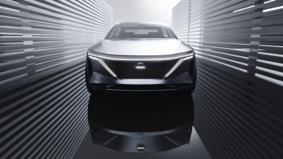 Nissan will mit E-Sportlimousine IMS Concept das Luxussegment erobern
