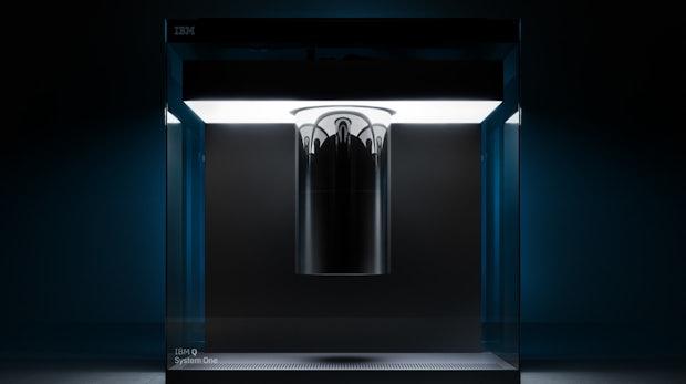 Q-System: IBM hat den ersten kommerziell nutzbaren Quantencomputer präsentiert