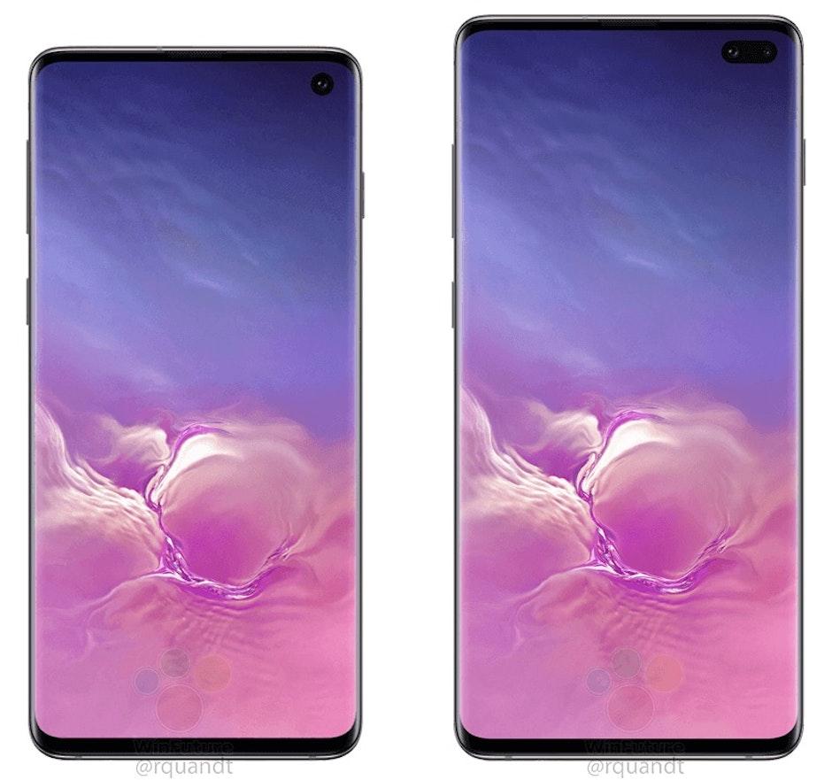 Samsung Galaxy S10 und S10 Plus. (Bild: Winfuture)