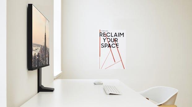 Neuer Samsung-Monitor schafft Ordnung auf deinem Schreibtisch