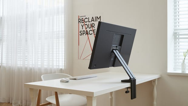 Space-Monitor von Samsung. (Bild: Samsung)