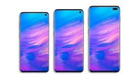 Das mutmaßliche Samsung Galaxy S10 Portfolio. (Bild: Venja Geskin)