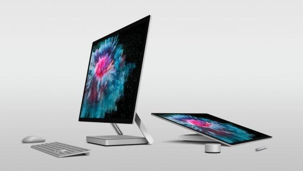 Surface Studio 2. (Bild: Microsoft)