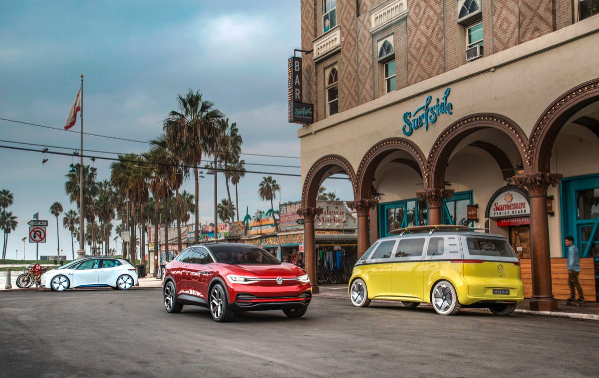Volkswagen steckt 700 Millionen Euro in US-Werk – erster ID Crozz soll 2022 kommen