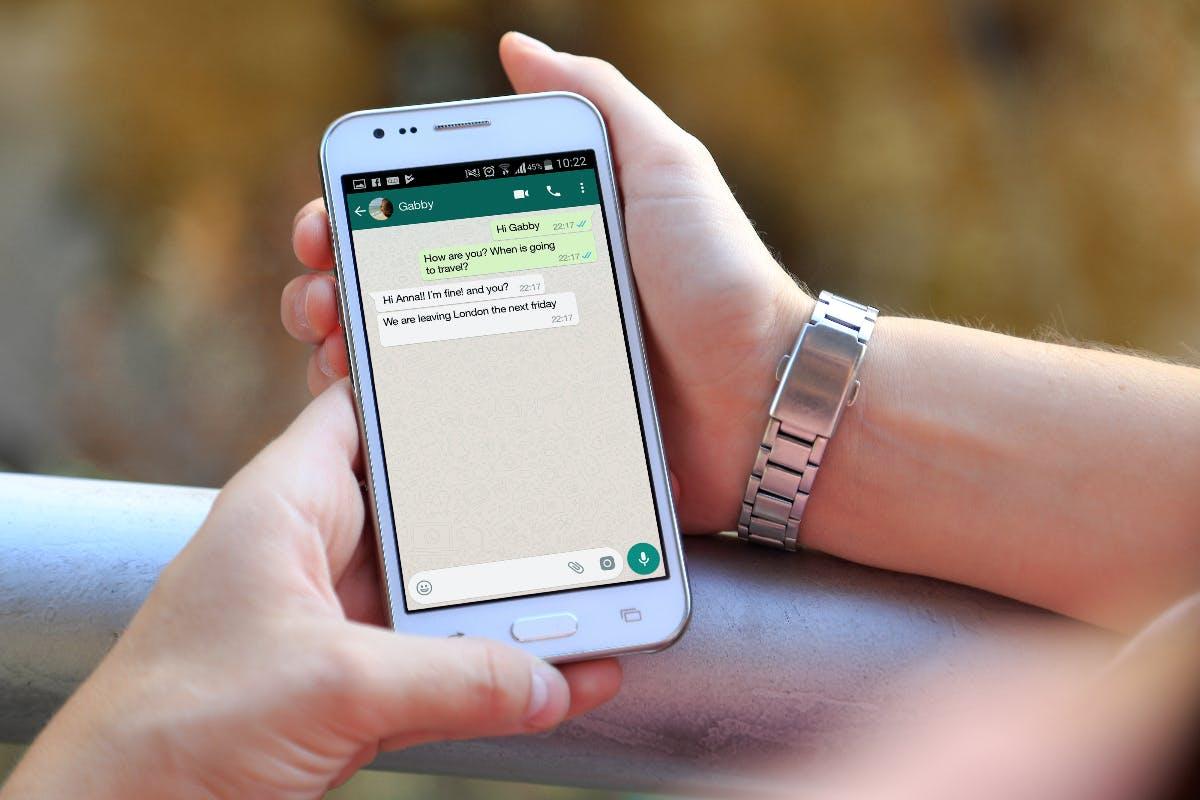 Whatsapp-Bug – Nutzerin findet fremden Chat auf neuem Handy