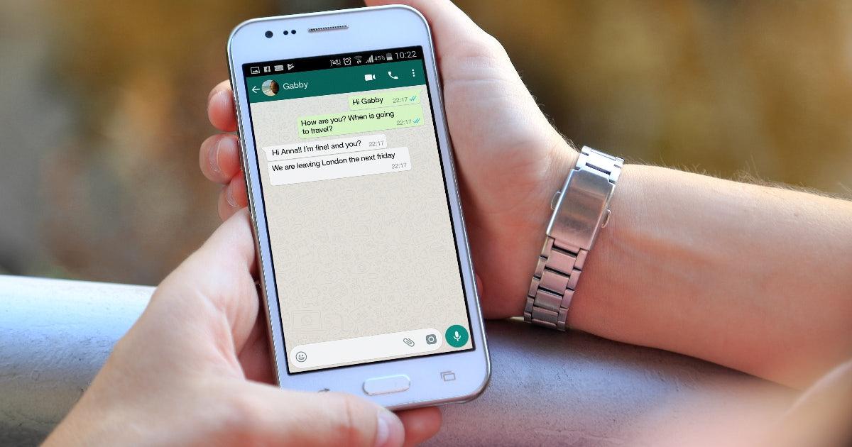 Whatsapp-Bug: Nutzerin findet fremden Chat auf neuem Handy