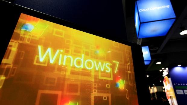 Support-Ende für Windows 7 naht – aber über ein Viertel nutzt noch das veraltete OS