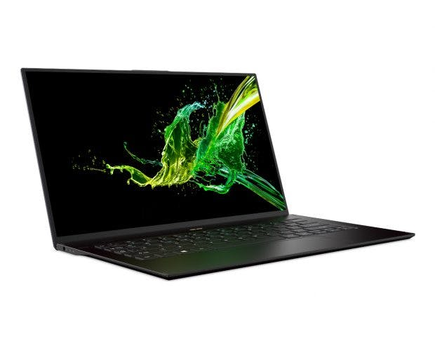 Acer Swift 7. (Bild: Acer)