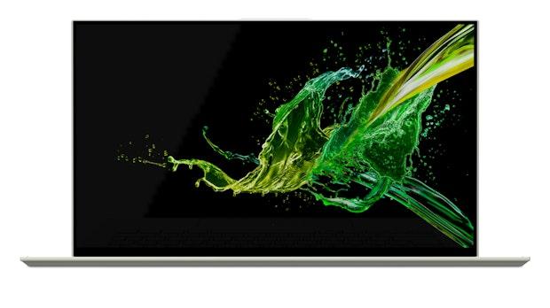 Acer Swift 7: 14-Zoll-Notebook mit 92 Prozent Gehäuse-zu-Display-Verhältnis