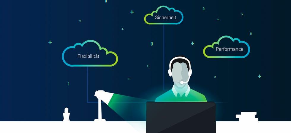 Den richtigen Private-Cloud-Anbieter finden