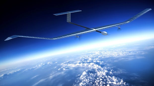 Geheime Dokumente – Facebook testet Internet-Drohnen mit Airbus