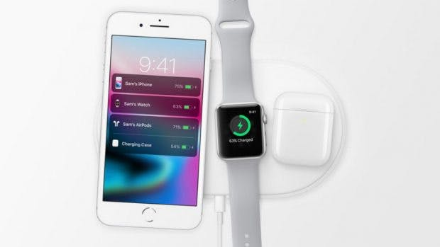 Apple Airpower. (Bild: Apple)