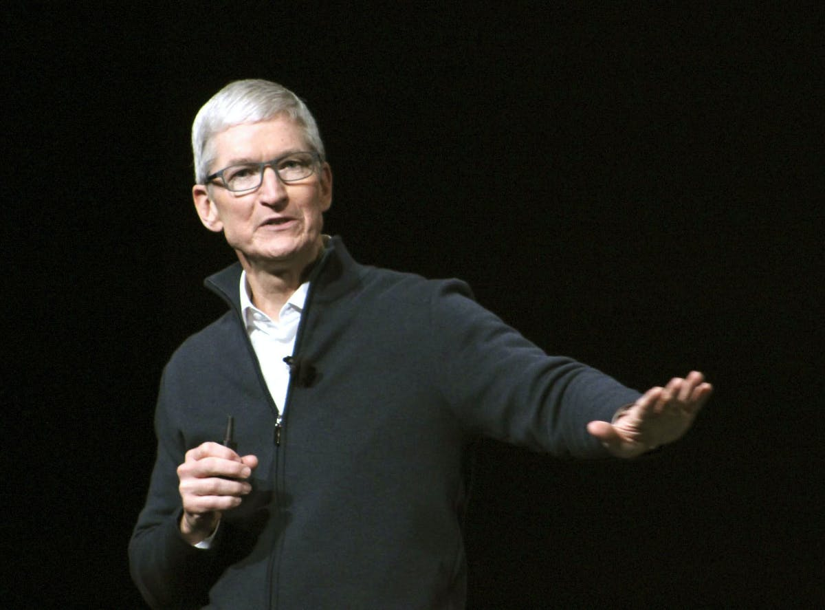 Tim Cook: Apple takes over a company every three weeks