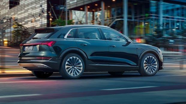 E-Tron: Audi schaltet Konfigurator für sein erstes E-Auto frei
