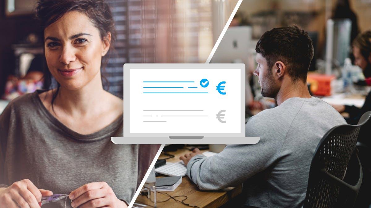 Ciao Chaos: Online-Buchhaltung für Freelancer