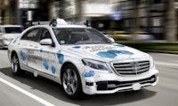 Daimler – Bau von massenhaft selbstfahrenden Taxis ab 2021 geplant