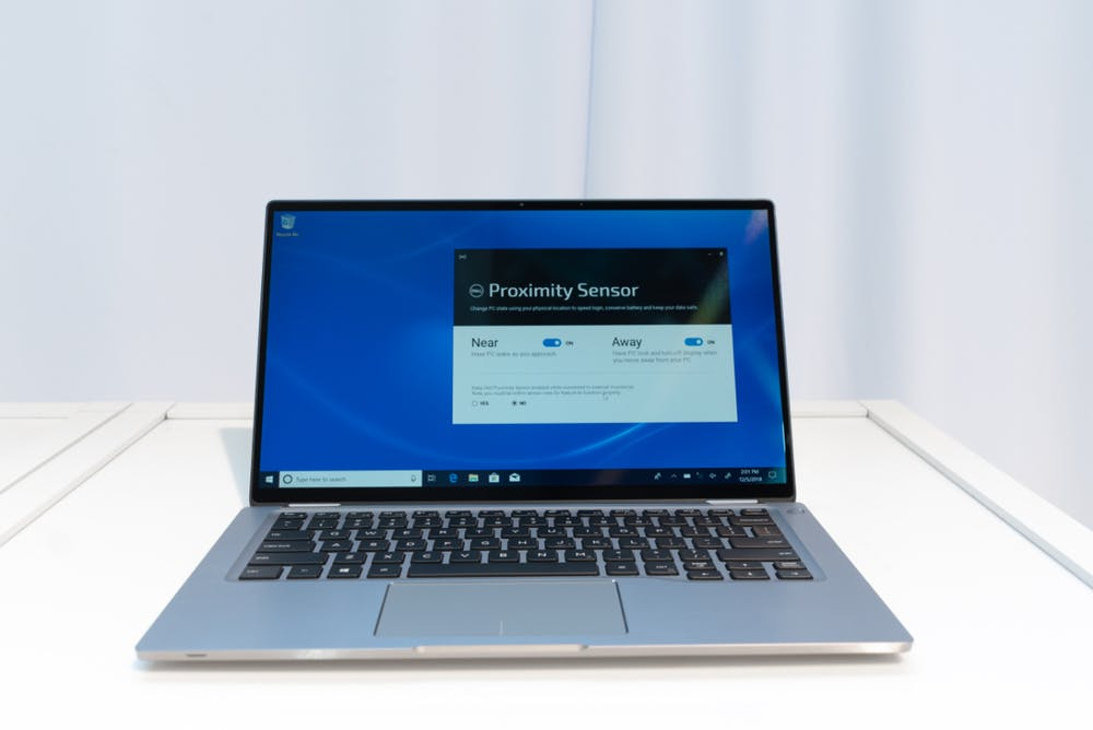 Dell Latitude 7400 2-in-1. (Bild: Dell)
