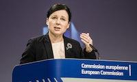 EU-Kommissarin gibt keine Entwarnung bei Fake News im Wahlkampf