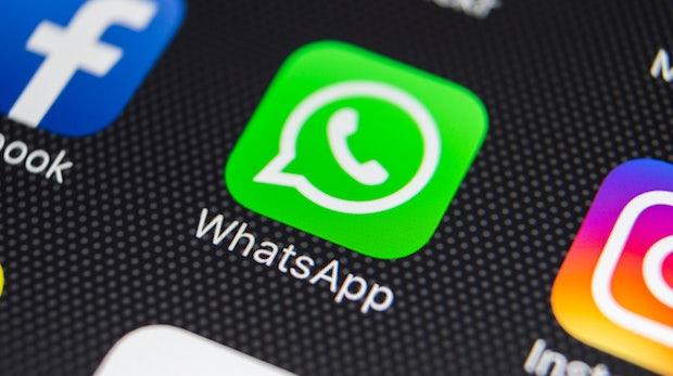 Whatsapp ist jetzt die populärste App des Facebook-Konzerns