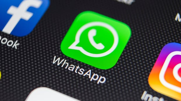 Störung bei Whatsapp, Instagram und Facebook behoben