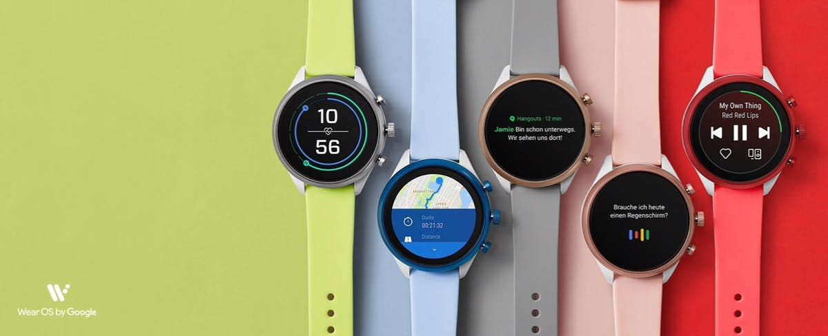 Google kauft Fossils Smartwatch-Technologie  – wann kommt die Pixel-Watch?