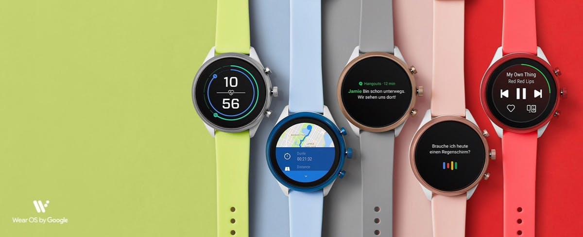 Google kauft Smartwatch-Technologie von Fossil – kommt jetzt die Pixel-Watch?