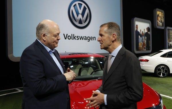 Volkswagen und Ford bestätigen globale Allianz
