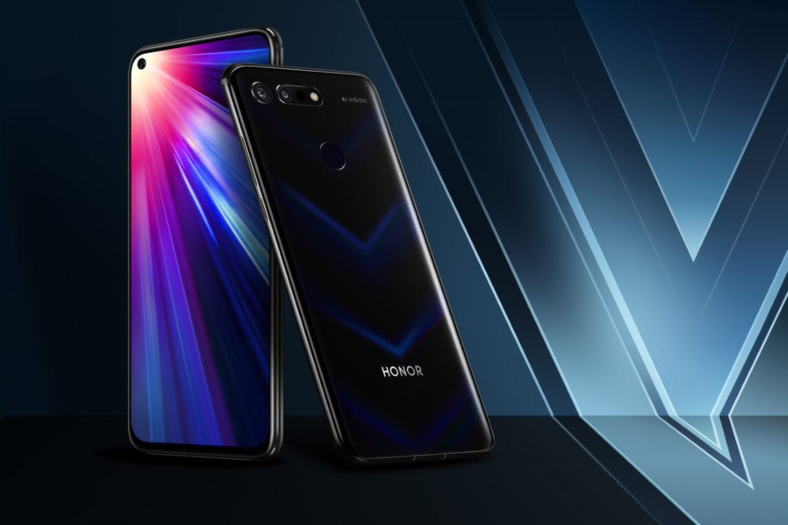Honor View 20: High-End-Smartphone kommt am 29. Januar ab 569 Euro