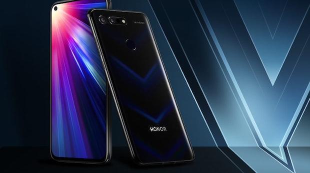 Honor View 20: Das High-End-Smartphone kostet ab 569 Euro und kommt am 29. Januar