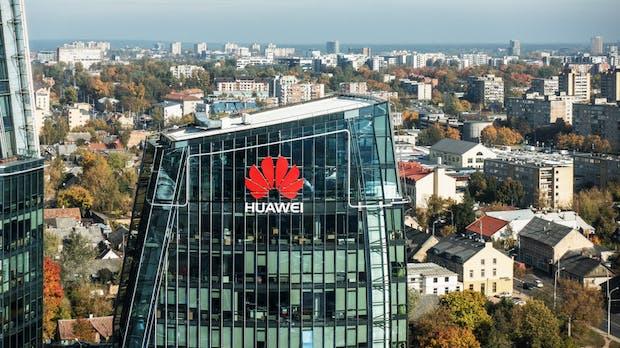 Vodafone findet Schwachstellen in Huawei-Routern
