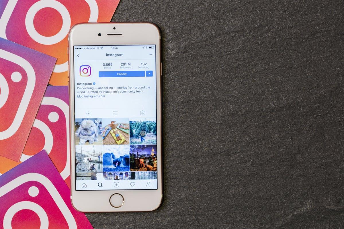 Instagram: Private Daten von Millionen Influencern veröffentlicht