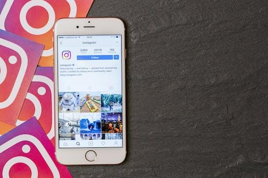 Instagram: Millionen Daten von Influencern veröffentlicht