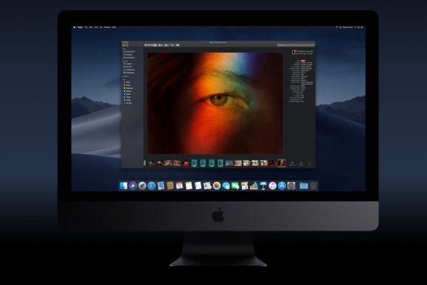 Der Dark-Mode von macOS Mojave soll mit iOS 13 auf iPhone und iPad landen. (Screenshot: t3n)