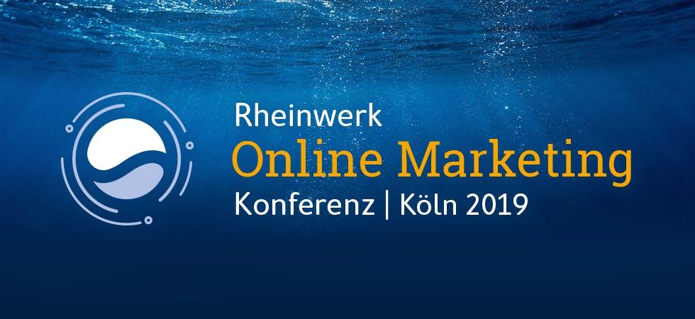 Online-Marketing-Wissen Rheinwerk-Konferenz