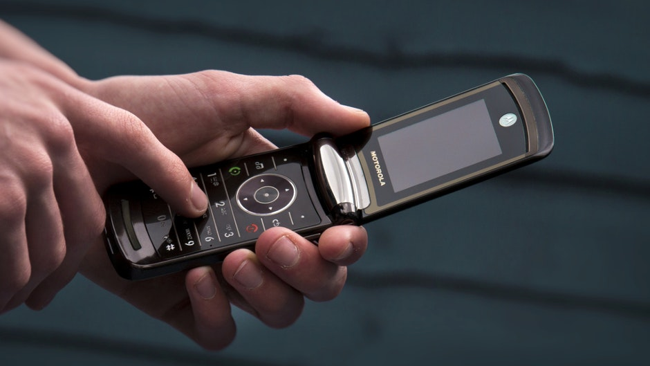 Motorola Razr. (Foto: Shutterstock)