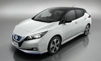 Nissan Leaf: Sondermodell mit größerem Akku erscheint im Sommer