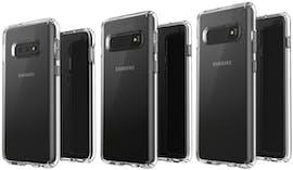 Diese drei Modelle des Samsung Galaxy S10 sollen am 20. Februar enthüllt werden. (Bild: Evleaks)