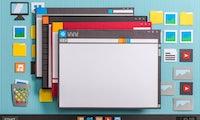 Von dämlich bis genial: 6 Methoden, deinen Desktop übersichtlich zu halten