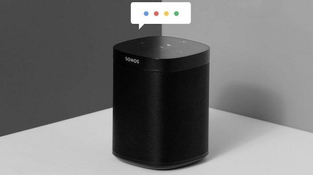 Sonos – keine Parallelnutzung von Google Assistant und Alexa
