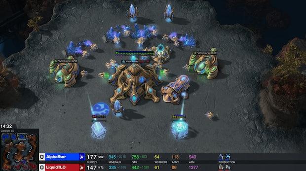 Nach Schach und Go: KI besiegt Profi-Spieler bei Starcraft II