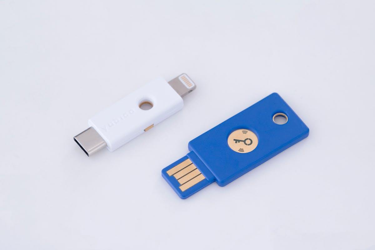 Sichere Authentifizierung: Yubico stellt neue Hardware-Keys mit Lightning, USB-C und NFC vor
