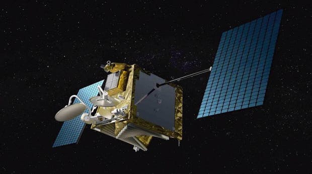 Oneweb – der SpaceX-Rivale bringt erste Internet-Satelliten in den Orbit