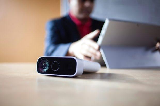 Azure Kinect. (Bild: Microsoft)