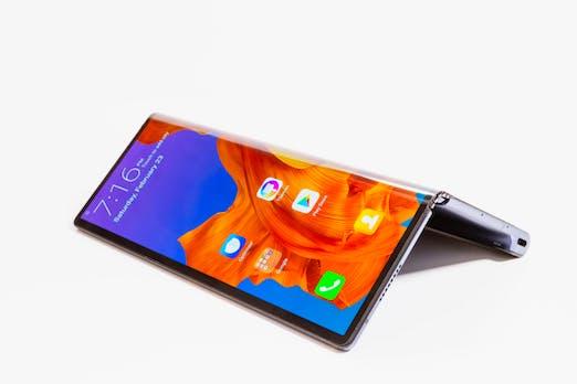 Mate X: Huawei verschiebt Marktstart seines faltbaren Smartphones