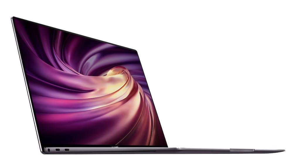 Huawei Matebook X Pro (2019). (Bild: Huawei)