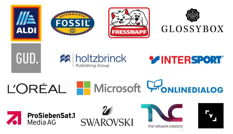 All Influencer Marketing Conference Unternehmen