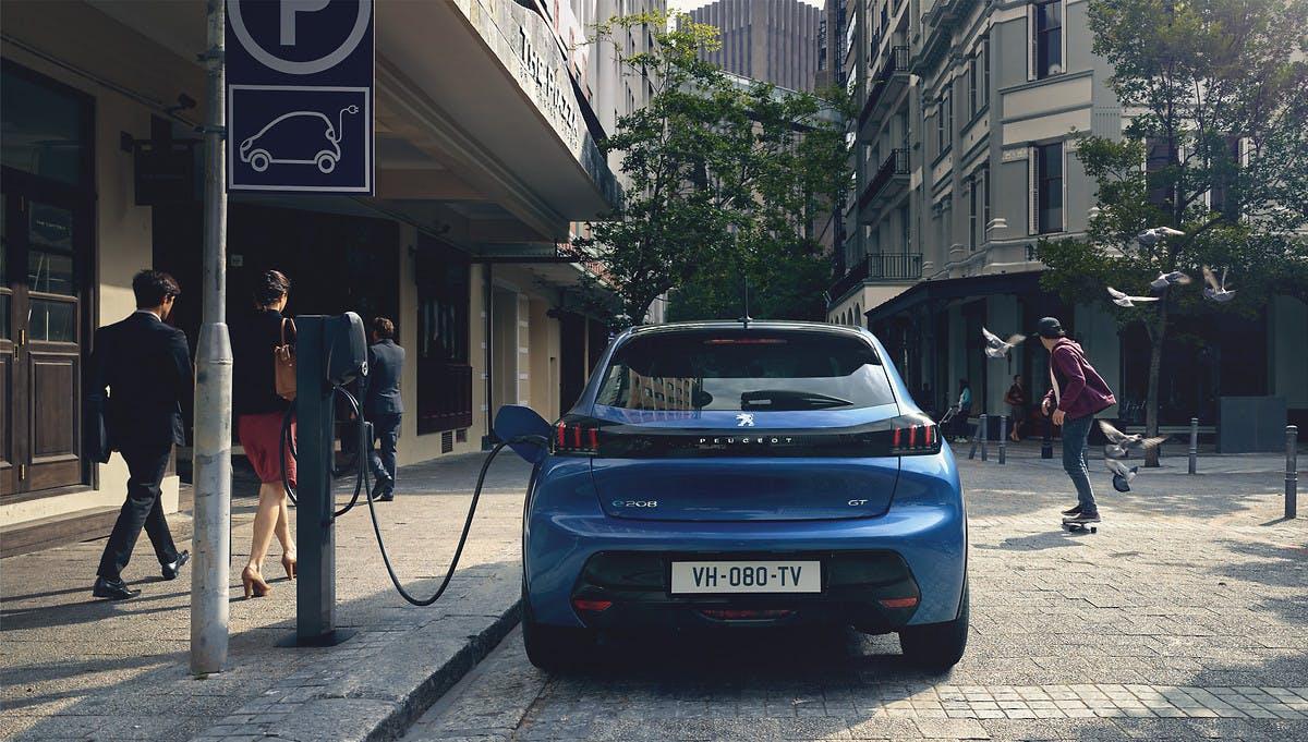 Peugeot 208 kommt ab Anfang 2020 als reiner Stromer