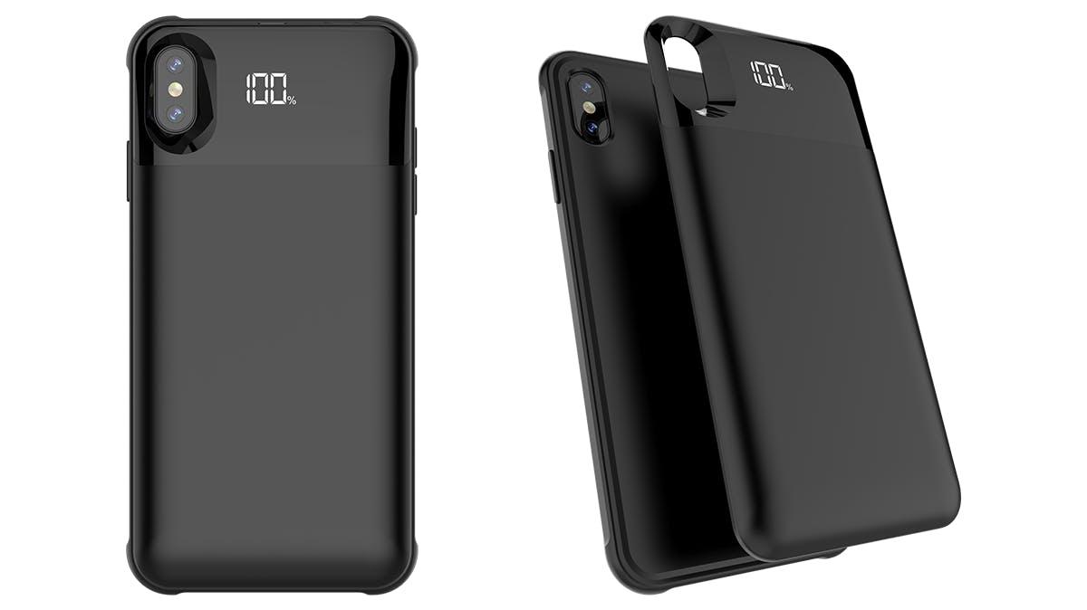 Kabellos und magnetisch: Das Wireless-Battery-Case für dein iPhone